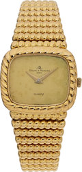 Estate Jewelry:Watches, Baume & Mercier Lady's Gold Watch. ...