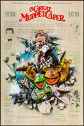 """Movie Posters:Comedy, The Great Muppet Caper (Universal, 1981). Full-Bleed One Sheet (27"""" X 41""""). Comedy.. ..."""