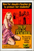 """Movie Posters:Sexploitation, Trip with the Teacher & Other Lot (Crown International, 1974).One Sheets (2) (27"""" X 41""""). Sexploitation.. ... (Total: 2 Items)"""