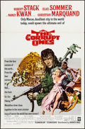 """Movie Posters:Crime, The Corrupt Ones & Others Lot (Warner Brothers, 1967). One Sheets (3) & Full-Bleed One Sheet (27"""" X 41"""") Frank McCarthy Artw... (Total: 4 Items)"""