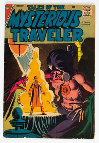 Tales of the Mysterious Traveler #11 (Charlton, 1959) Condition: VG+