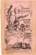 Books, Smith, A.M. Coins and Coinage. The United States Mint,Philadelphia.. Four different editions, all in original paperbin...