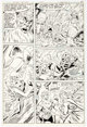 Don Heck Action Comics #518 Page 30 Original Art (DC, 1981).... (1)