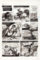 John Buscema and Alfredo Alcala Savage Sword of Conan #23 Story Page 2 Original Art (Marvel, 1977)