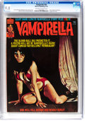 Magazines:Horror, Vampirella #54 (Warren, 1976) CGC NM/MT 9.8 Off-white to white pages....