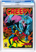 Magazines:Horror, Creepy #139 (Warren, 1982) CGC NM/MT 9.8 White pages....