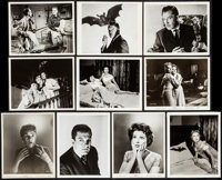 """The Bat (Allied Artists, 1959). Photos (26) (Approx. 8"""" X 10""""). Horror. ... (Total: 26 Items)"""