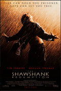 "Movie Posters:Drama, The Shawshank Redemption (Columbia, 1994). One Sheets (2) (27"" X 40"") DS Regular and Review Style. Drama.. ... (Total: 2 Items)"