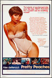 """Pretty Peaches (Blu-pix, 1978). One Sheets (10) Identical (27"""" X 41"""") SS. Adult. ... (Total: 10 Items)"""