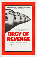 "Movie Posters:Foreign, Room 11 & Other Lot (Bud-Bun Productions, 1971). One Sheets (20) (27"" X 41"") Alternate Title: Orgy of Revenge. Foreign.... (Total: 20 Items)"