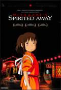 "Movie Posters:Animation, Spirited Away (Buena Vista, 2001). One Sheet (27"" X 40"") DS. Animation.. ..."