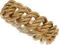 Estate Jewelry:Bracelets, Gold Bracelet . ...