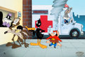 """Animation Art:Limited Edition Cel, """"Looney Tunes Emergency"""" Limited Edition Cel #99/100 (WarnerBrothers, 2005)...."""