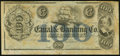 Obsoletes By State:Louisiana, New Orleans, LA- Canal & Banking Co. $100 18__ Remainder Choice About Uncirculated.. ...