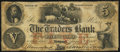 Obsoletes By State:Rhode Island, Newport, RI- Traders Bank $5 Aug. 12, 1858 Fine.. ...