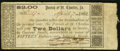Obsoletes By State:Louisiana, (Hahnville), LA- Parish of St. Charles $2 Apr. 7, 1862 Fine.. ...