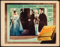 """Movie Posters:Hitchcock, Rebecca (United Artists, 1940). Other Company Lobby Card (11"""" X 14""""). Hitchcock.. ..."""
