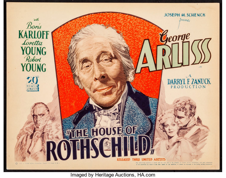 Image result for the house of rothschild