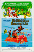 """Movie Posters:Animation, Bedknobs and Broomsticks & Other Lot (Buena Vista, 1971). OneSheets (2) (27"""" X 41""""). Animation.. ... (Total: 2 Items)"""