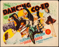 "Movie Posters:Comedy, Dancing Co-Ed (MGM, 1939). Half Sheet (22"" X 28""). Comedy.. ..."