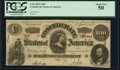 Confederate Notes:1863 Issues, T56 $100 1863 PF-1 Cr. 403 PCGS About New 50.. ...
