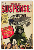 Silver Age (1956-1969):Adventure, Tales of Suspense #31 (Marvel, 1962) Condition: VG-....
