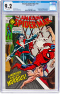 Bronze Age (1970-1979):Superhero, The Amazing Spider-Man #101 (Marvel, 1971) CGC NM- 9.2 White pages....
