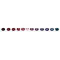 Gems:Faceted, Gemstone Parcel: Spinel - 14.28 TCW. Sri Lanka. ... (Total: 12 Items)