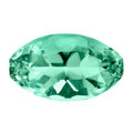 Gems:Faceted, Gemstone: Fluorite - 45.5 Cts.. New Hampshire, USA. ...