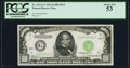 Small Size:Federal Reserve Notes, Fr. 2211-G $1,000 1934 Federal Reserve Note. PCGS About New 53.. ...