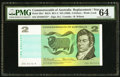 Australia Commonwealth of Australia 2 Dollars ND (1966) Pick 38a* Replacement PMG Choice Uncirculated 64.<