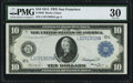 Large Size:Federal Reserve Notes, Fr. 949 $10 1914 Federal Reserve Note PMG Very Fine 30.. ...