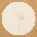 Animation Art:Production Drawing, Fantasia Dewdrop Fairy Animation Drawing Original Art (WaltDisney, 1940)....