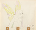 Animation Art:Production Drawing, Pinocchio Blue Fairy Animation Drawing Original Art (WaltDisney, 1940)....