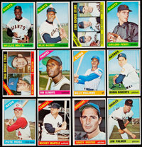 1966 Topps Baseball Near Set (597/598)