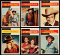 Non-Sport Cards:Sets, 1958 Topps Western TV Near Set (70/71). ...