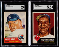 1953 Topps Baseball Collection (54)