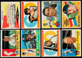 Baseball Cards:Lots, 1960 Topps Baseball Collection (428) With Stars. ...