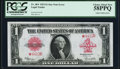 Fr. 40* $1 1923 Legal Tender PCGS Choice About New 58PPQ
