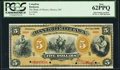 Canadian Currency, Ottawa, ON- Bank of Ottawa $5 2.11.1880 Ch. # 565-12-02S Specimen PCGS New 62PPQ.. ...