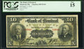 Canadian Currency, Montreal, PQ- Bank of Montreal $10 3.9.1912 Ch. # 505-52-04 PCGSFine 15.. ...