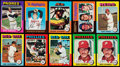 Baseball Cards:Lots, 1975 Topps Mini High Grade Collection (348). ...