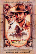 "Movie Posters:Action, Indiana Jones and the Last Crusade (Paramount, 1989). One Sheet (27"" X 40"") SS Advance, Drew Struzan Artwork. Action.. ..."