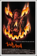 """Movie Posters:Horror, Trick or Treat & Other Lot (DEG, 1986). One Sheets (2) (27"""" X41""""). Horror.. ... (Total: 2 Items)"""