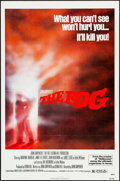"""Movie Posters:Horror, The Fog (Avco Embassy, 1980). One Sheet (27"""" X 41"""") Style A. Horror.. ..."""