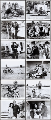 "The Mini-Skirt Mob (American International, 1968). Photos (24) (8"" X 10""). Exploitation. ... (Total: 24 Items)"