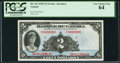 Canadian Currency, BC-4S $2 1935 French Specimen PCGS Very Choice New 64.. ...