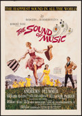 """Movie Posters:Academy Award Winners, The Sound of Music (20th Century Fox, 1965). Trimmed Window Card(14"""" X 20"""") Todd A-O Style, Howard Terpning Artwork. Academ..."""