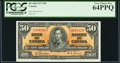 Canadian Currency, BC-26b $50 2.1.1937 PCGS Very Choice New 64PPQ.. ...