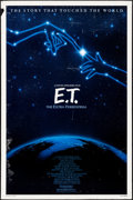 "Movie Posters:Science Fiction, E.T. The Extra-Terrestrial & Others Lot (Universal, R-1985). One Sheets (3) (27"" X 41"") John Alvin Artwork. Science Fiction.... (Total: 3 Items)"